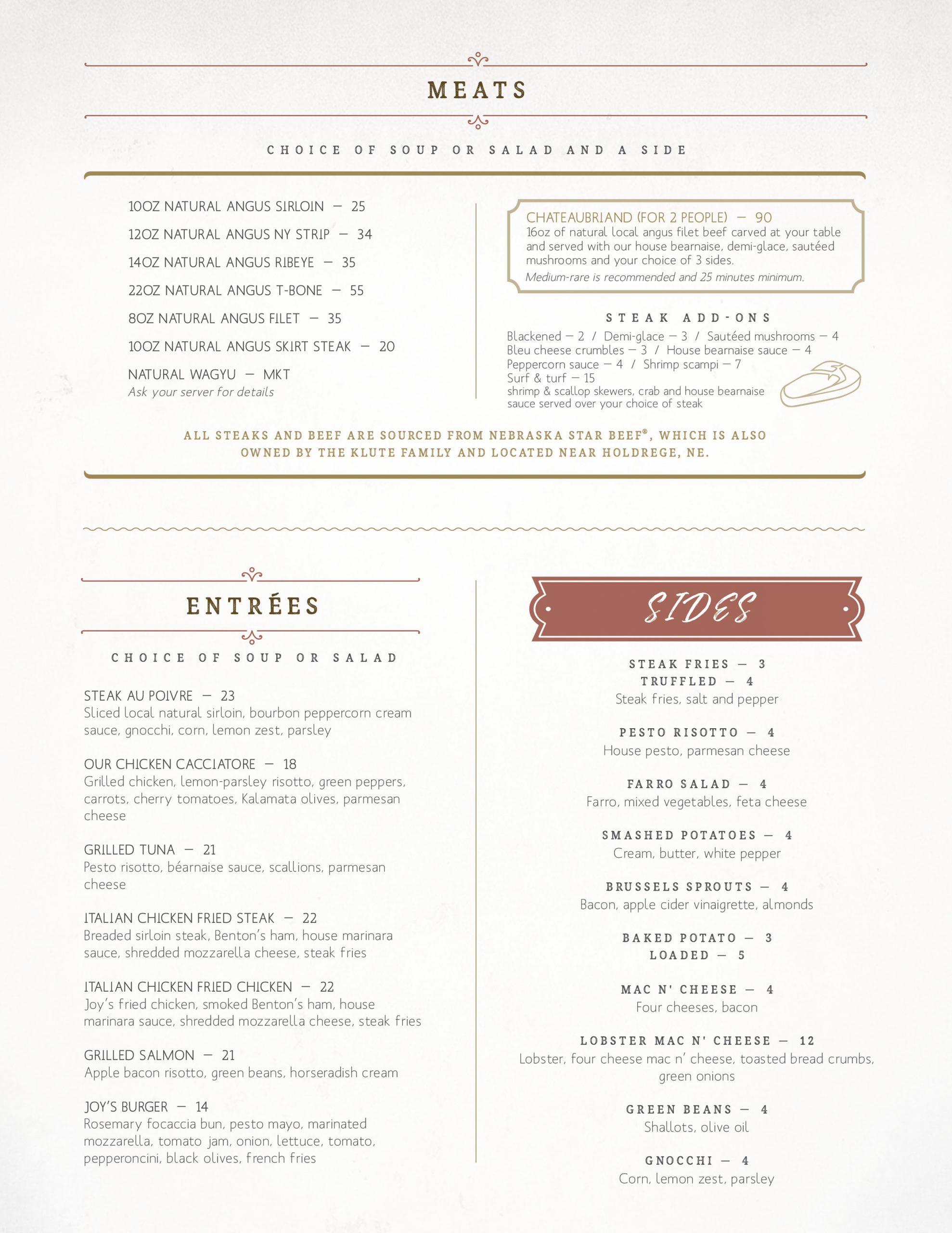 joy's menu 3